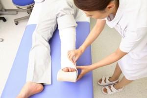 Patient receiving urgent care in Lahaina HI